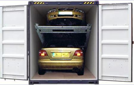 Контейнерные перевозки автомобилей