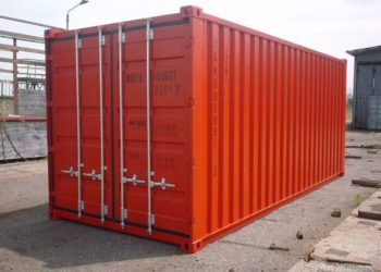 морской контейнер
