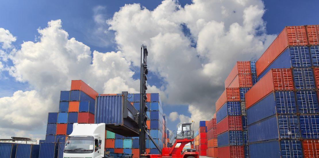 перевозка морского контейнера